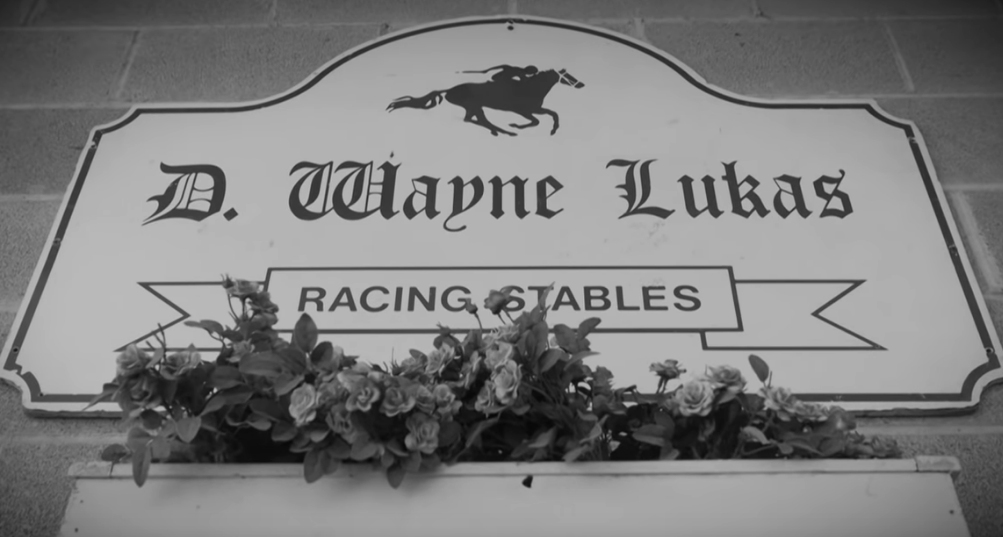 D. Wayne Lukas- Rally Call