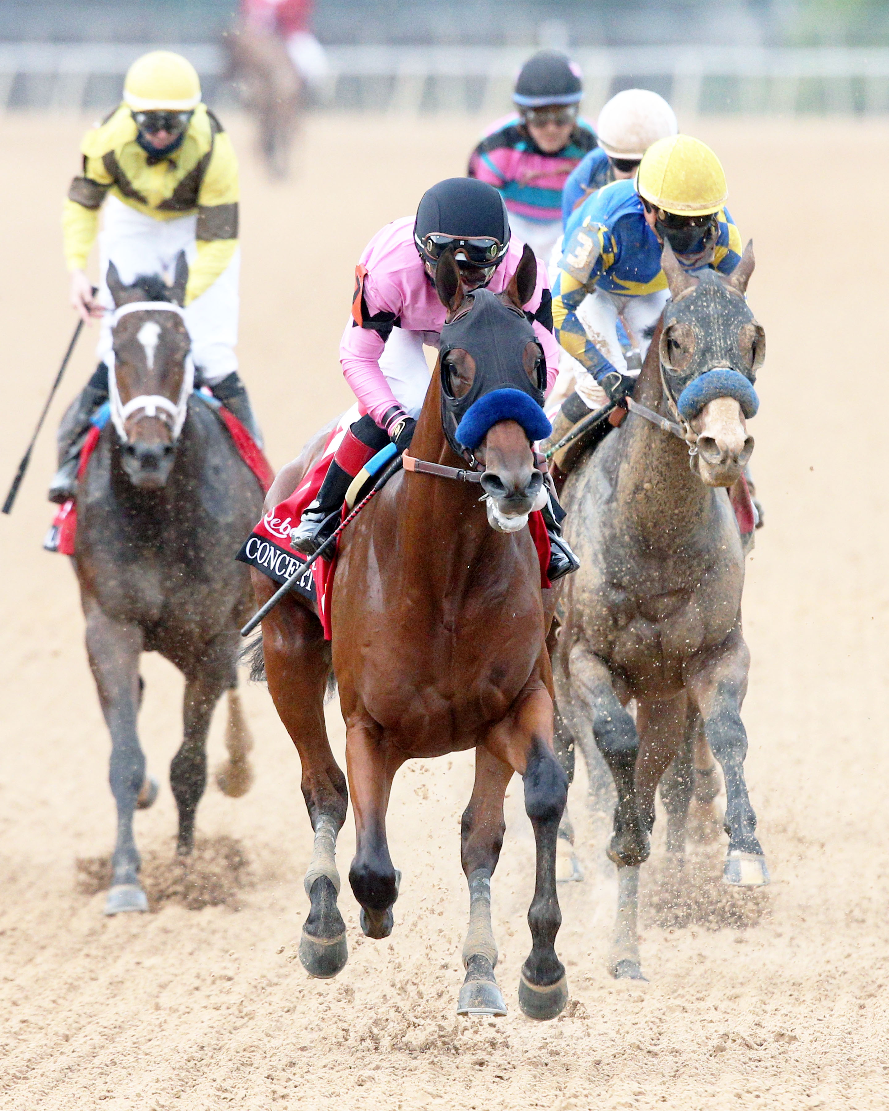 CONCERT TOUR RETURNS FOR ARKANSAS DERBY TRY