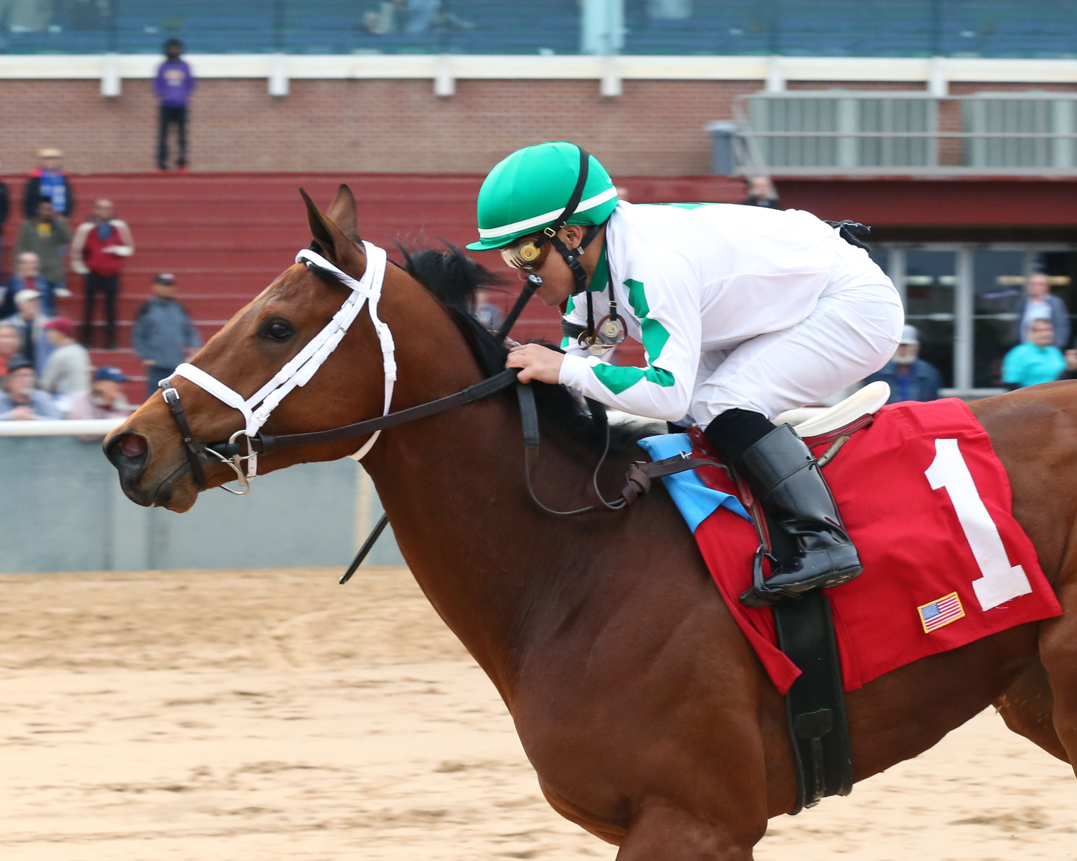 Wells Bayou Continues Comeback in Oaklawn Mile